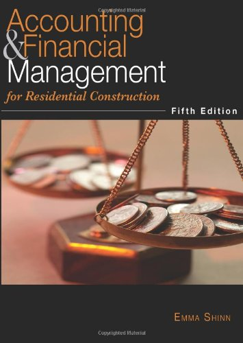 Accounting & Financial Management for Residential...