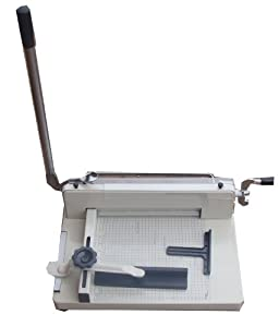 GUILLOTINE OFFICE EQUITMENT PAPER CARD TRIMMER HEAVY DUTY PAPER PHOTO CUTTER A4