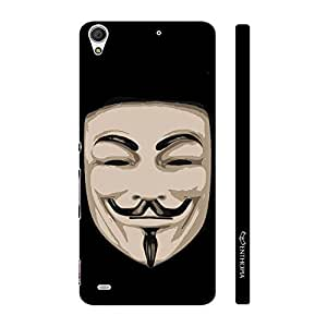 Enthopia Designer Hardshell Case Vendetta Back Cover for Sony Xperia C4