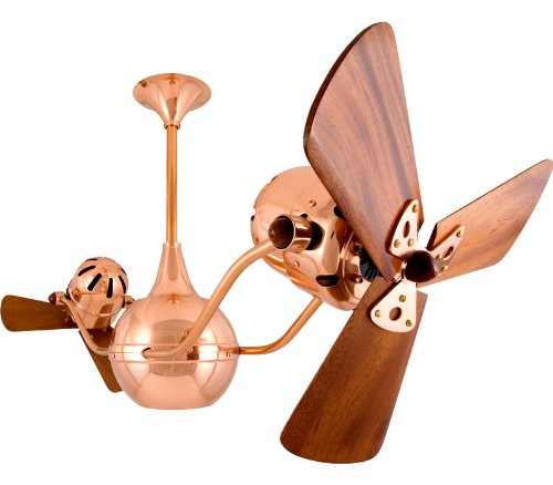 Matthews VB-CP-MTL, Vent-Bettina Polished Copper Dual 42