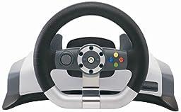Wireless Force Feedback (FFB) Racing Wheel for Xbox 360TM
