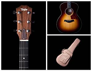 Taylor Limited Edition 214 Acoustic Guitar in Sunburst