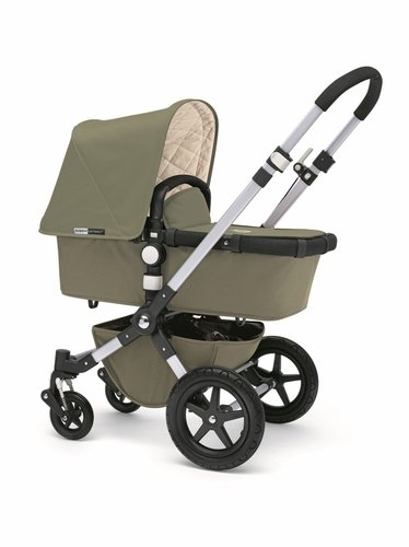 Bugaboo Cameleon3 Complete Stroller - Dark Khaki (Classic Collection) - 1