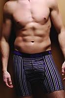 Kickers - Boxer -  - À rayures Homme Multicolore Bigarré