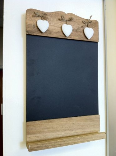 Tableau ardoise les bons plans de micromonde for Tableau noir en bois