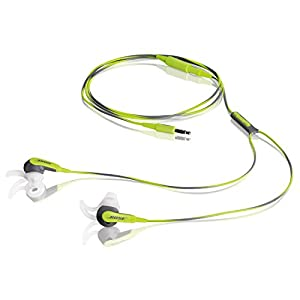 Bose SIE2i Sport Headphones - Green
