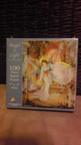 Angel of Light Mini 100pc Jigsaw Puzzle