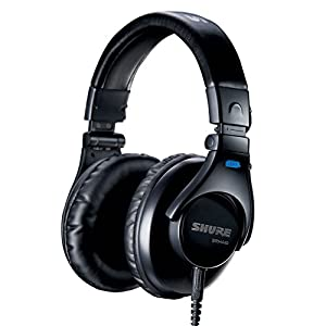Shure SRH440-E Headphones(International Version)