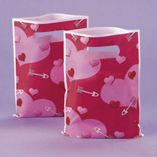 Happy Valentines Day - Favor Bag Case Pack 204