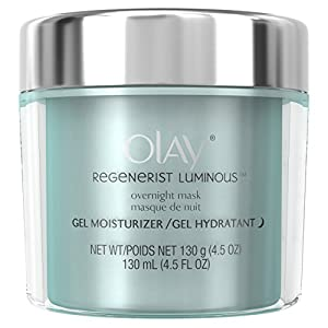 Olay Regenerist Luminous Overnight Mask, 4.5 Ounce