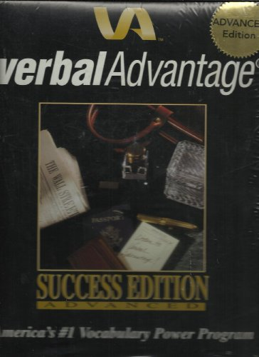 Verbal Advantage Success Edition Advanced Program (Elster Verbal Advantage compare prices)
