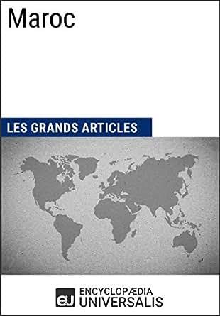 Amazon.com: Maroc: Géographie, économie, histoire et politique