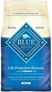 Blue Buffalo BLUE Life Protection Formula Dry Dog Food