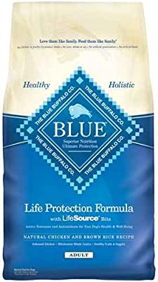 Blue Buffalo Blue Dog Lamb and Brown Rice Large Breed Food