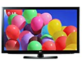 LG 47LD450 47 inch Widescreen Full HD 1080p LCD TV with Freeview home cinema video