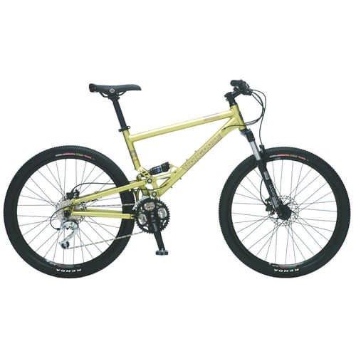 2008 Mongoose Canaan Comp Mountain Bike