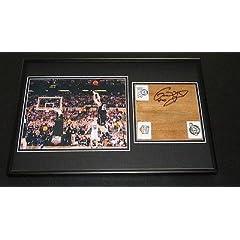 Gordon Hayward Signed Framed 12x18 Floorboard & Photo Display Butler Utah Jazz -... by Sports Memorabilia