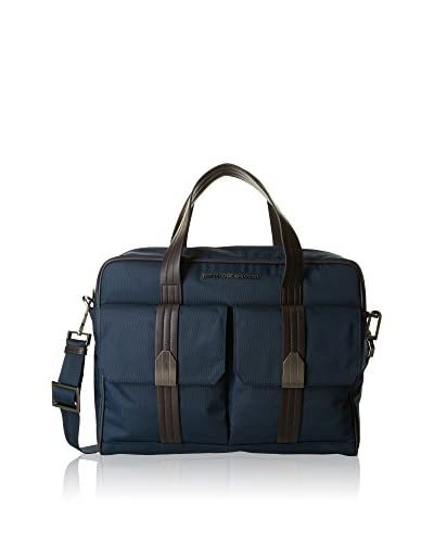 The Bridge Wayfarer Laptop Tasche  30 cm blau