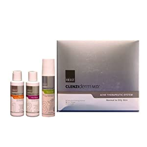 Obagi Medical Clenziderm M.D. Acne Therapeutic System For Normal To Oily Skin