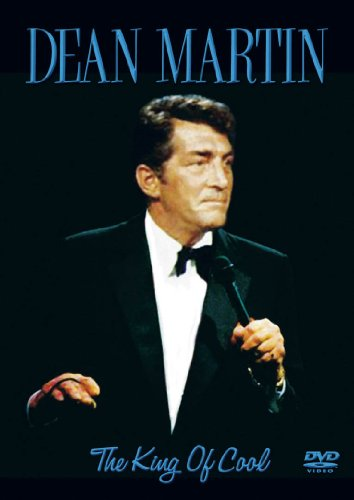 Dean Martin - The King of Cool (Black & White) [DVD]