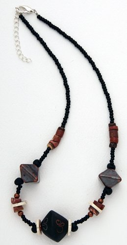 Dogon Beaded Necklace