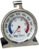 Taylor Precision Products 3506 TruTemp Oven Thermometer, Stainless Steel, 2-1/4-In. - Quantity 1
