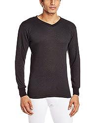 Rupa Torrido Mens Cotton Vest (8903978493732_4001-V NECK BLACK M)