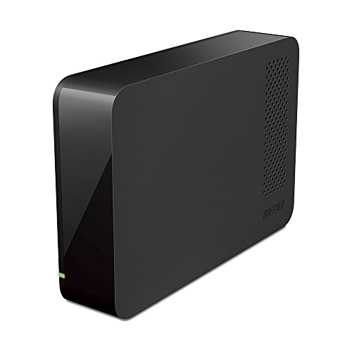 BUFFALO ���󤿤��å���� USB3.0�� ���դ�HDD 2TB HD-LL2.0U3-BKD