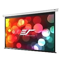 Elite Screens VMAX2  150-inch Diagonal 4:3  Electric Motorized Drop Down HD Projection Projector Screen  VMAX150XWV2...<br />
