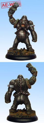 German Altered Gorilla for AE-WWII Miniature Game