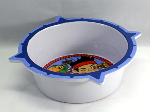 Official Disney Store Jake and the Neverland Pirates Bowl