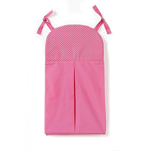 One Grace Place SimplicityvDiaper Stacker, Pink - 1