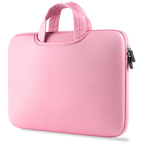 11-116-inch-laptop-briefcase-ultraportable-handle-carrying-portfoliowater-resistant-neoprene-carry-c