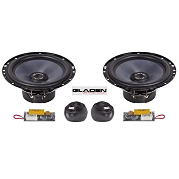 GLADEN m-130 high efficiency 2 voies 13 cm