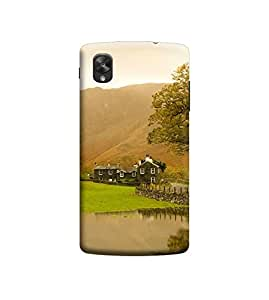 TransMute Premium Printed Back Case Cover With Full protection For LG Nexus 5 (Designer Case)