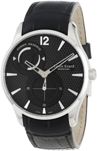 Louis Erard Men's 53209AS02.BDC25 1931 Power Reserve Watch