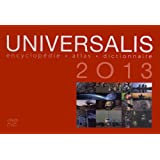 Encyclopédie Universalis 2013