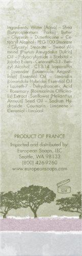 法国普罗旺斯 Pre de Provence 乳木果油 薰衣草味护手霜 75ml大支装图片