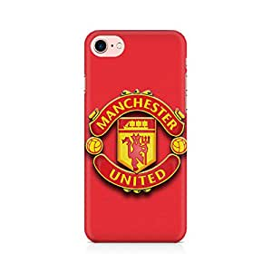 MOTIVATE BOX ManU Premium Printed Mobile Back Case Cover For Apple iPhone 7