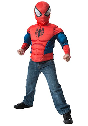 Marvel Spider-Man Muscle Chest Shirt Set