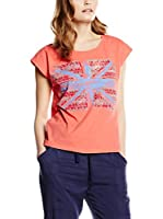 Pepe Jeans London Camiseta Manga Corta Miranda (Naranja)