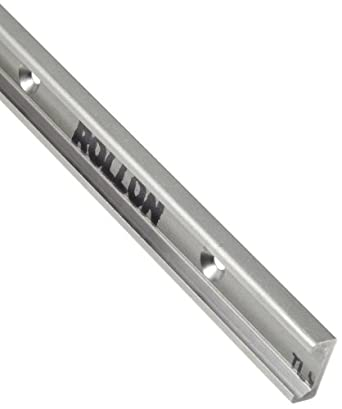 Rollon TLV18-240 Compact Rail 18, T-Shaped Raceway, 240mm Length