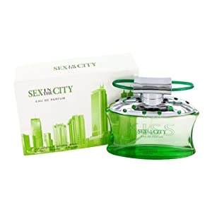 Sex In The City Love for Women, Eau De Parfum Spray 3.3 Ounces