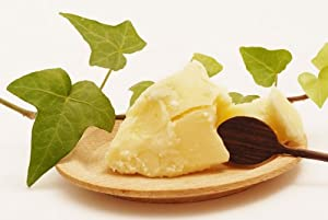 Organic Shea Butter - Grade A Highest Quality - Raw African Shea Butter - 100% Pure and Unrefined - Works Better than Cocoa Butter - Great for Stretch Marks, Pregnant Tummy Butter and DIY Natural Skin Care - Includes FREE 50 Page Shea Butter Reference Guide E-Book with Recipes & Tips 16oz