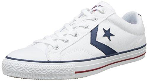 converse-star-player-unisex-erwachsene-sneakers-weiss-white-white-navy-45-eu-11-erwachsene-uk