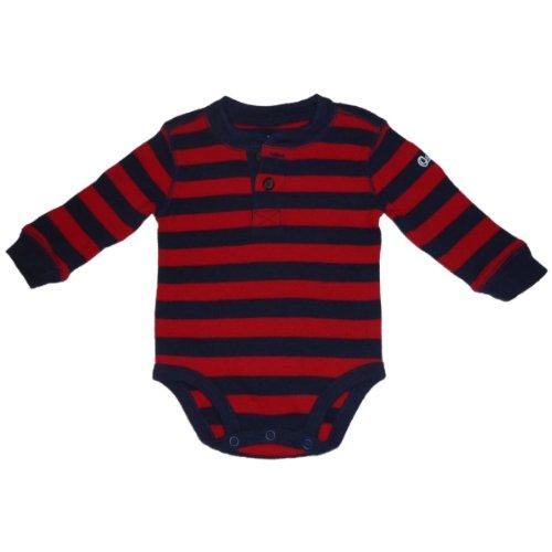 oshkosh-bgosh-langarmbody-68-74-gestreift-rot-junge-boy-us-sze-9-month-sweatshirt