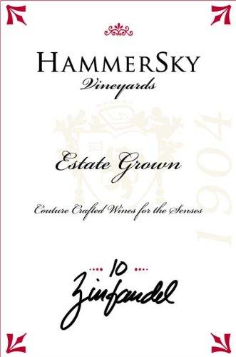 Hammersky 2010 Zinfandel