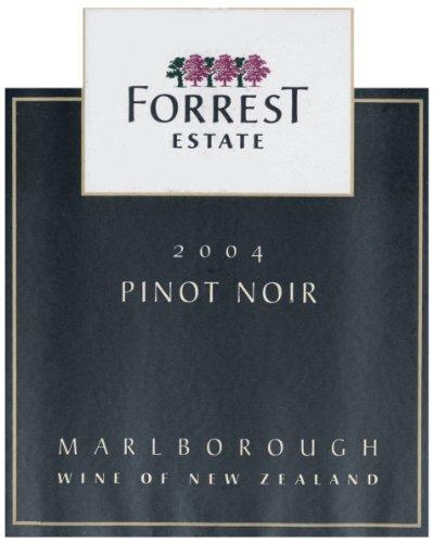 2004 Forrest Estate Marlborough Pinot Noir 750 Ml