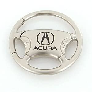 Prime Acura on Acura Steering Wheel Chrome Keychain   Amazon Com   Automotive