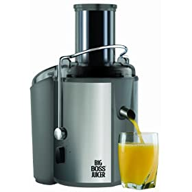Big Boss Juicer, 700W 18,000 RPM